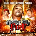 B.G. - Chopper City On Fire mixtape cover art