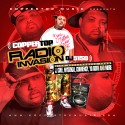 Coppertop - Radio Invasion mixtape cover art