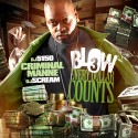 Criminal Manne - Blow 3 mixtape cover art