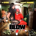Criminal Manne - Blow mixtape cover art