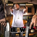 Criminal Manne - Blow 2 mixtape cover art