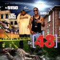 Darryl J & P Money Bags - 48 Hrs mixtape cover art