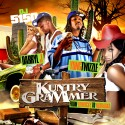Darryl J & Yung Twizzle - Kuntry Grammer (From Kentucky To Nebraska) mixtape cover art