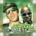 Defenition Of A Hustler (Master P & Birdman) mixtape cover art