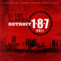 P Money Bags & Da Jonzes - Detroit 1-8-7 mixtape cover art