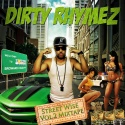 Dirty Rhymez - Street Wise 2 mixtape cover art