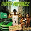 Dirty Rhymez - Street Wise 2 mixtape cover art