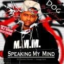 Dog - Speakin My Mind mixtape cover art