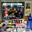 Dope Boy Ent - Street Talez mixtape cover art
