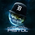 E-Pistol - International Pistol mixtape cover art