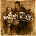GS-Dango, EZ Scarz & Binky Bandz - Street Talez mixtape cover art
