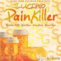 JLuciano - #Painkiller mixtape cover art