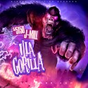 J-Mill - Illa Gorilla mixtape cover art