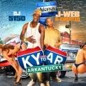 J-Web & Created - Arkantucky mixtape cover art