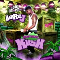 Darryl J - Kentucky Kush mixtape cover art