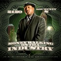 Kourtney $ - Money Walking On Tha Industry mixtape cover art