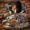 Lil Wodie - The Brick Mason mixtape cover art