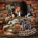 Lil Wodie - The Brick Mason mixtape cover art