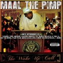 Maal The Pimp - The Wake Up Call mixtape cover art
