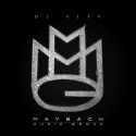 Maybach Music Group mixtape cover art