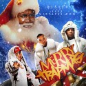 Merry Trapmas mixtape cover art
