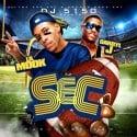 Lil Mook & Darryl J - SEC mixtape cover art