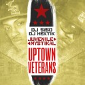 Mystikal & Juvenile - Uptown Veterans mixtape cover art