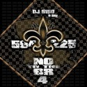 N.O. To The B.R. 4 mixtape cover art
