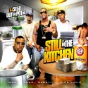 Still In The Kitchen mixtape cover art