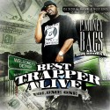 P. Money Bags - Best Trapper Alive mixtape cover art