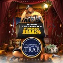 P Money Bags - President Elect Of The Trap mixtape cover art