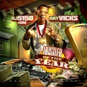 Ray Vicks - Hustler Of The Year mixtape cover art