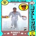 Ronny My - Cooler Than 30 Below mixtape cover art