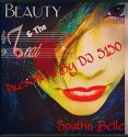 SouthnBelle - Beauty & The Beat mixtape cover art