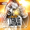 B.G. & Soulja Slim - Thug Brothers mixtape cover art