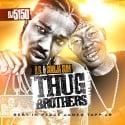 B.G. & Soulja Slim - Thug Brothers mixtape cover art