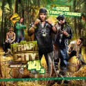 Trap City 14.5 (Hosted By JW) mixtape cover art