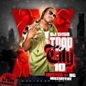 Trap City 10 (Hosted By B.G.) mixtape cover art