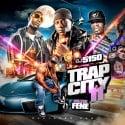 Trap City 11 mixtape cover art