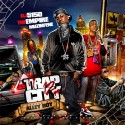 Trap City 12 (Hosted By Alley Boy) mixtape cover art