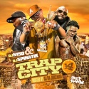 Trap City 14 (Hosted By OJ Da Juiceman) mixtape cover art