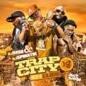 Trap City 14 (Hosted By OJ Da Juiceman) mixtape cover art