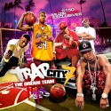 Trap City 7 mixtape cover art