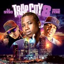 Trap City 8 mixtape cover art