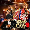 Trap City 9 mixtape cover art