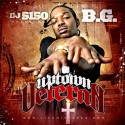 B.G. - Uptown Veteran mixtape cover art