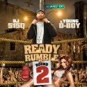 Young D Boy - Round 2 mixtape cover art