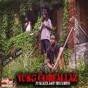 Yung Goreallaz - Servin' It Raw mixtape cover art