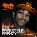 Yung Tone - Freestyle Frenzy (The Mixtape) mixtape cover art