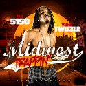 Yung Twizzle - Midwest Trappin mixtape cover art